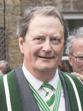 Sir David John Mark Green CB QC