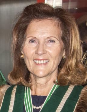 Margaret Clarissa Holland Prior JP
