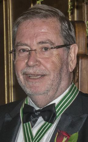 Bernard Reginald Trevor Williams