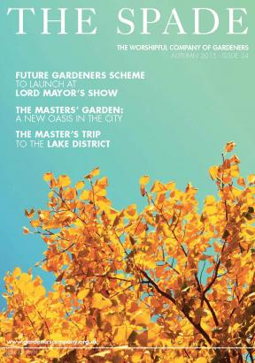 The Spade: Autumn 2015