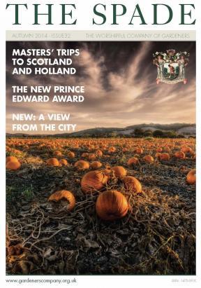 The Spade: Autumn 2014