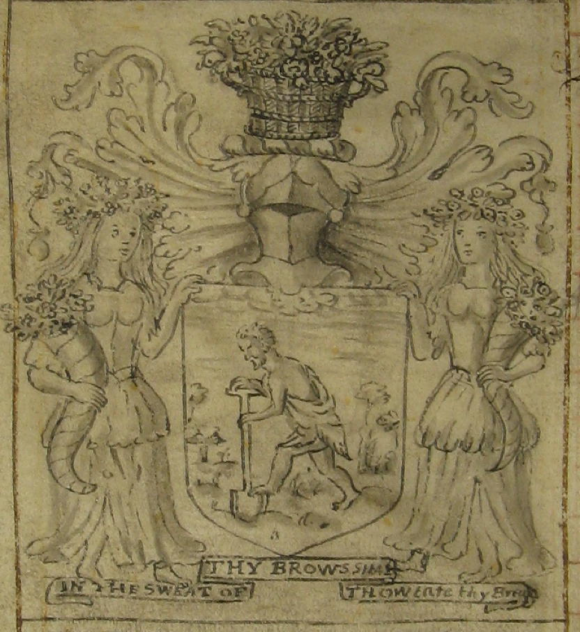 Coat of Arms 1616