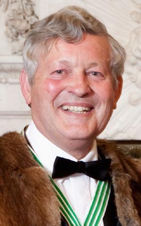 Nicholas Clive Evans